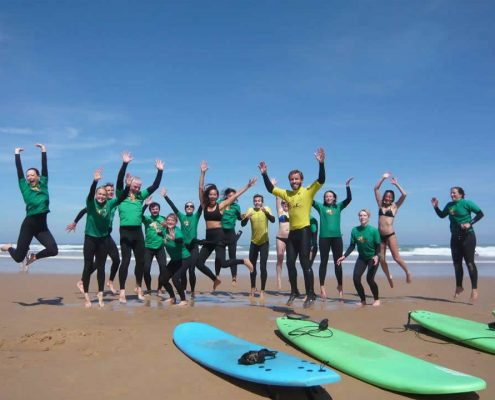 Surf School Algarve Portugal
