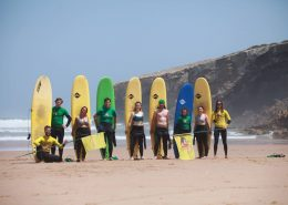 Odeceixe Surf Camp | Algarve Portugal